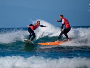 6 Days Surf & Stay in Tenerife, Spain