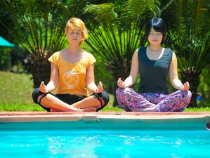 25 Days 200hr YAI Yoga Teacher Training in Goa
