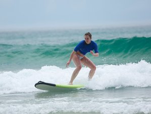 6 Day Soul Surfer Surf and Stay Holiday in Byron Bay, New South Wales