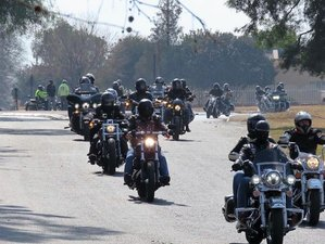 15 Days Epic Self-Guided Motorcycle Tour in South Africa