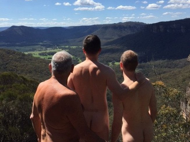 3 Days Men's Naked Yoga Retreat Australia