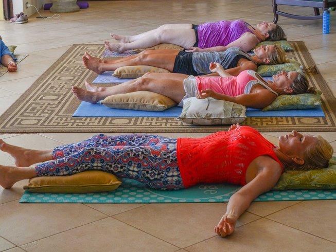 4 Tage Tosca Reno Clean Living Meditation und Yoga Urlaub in Kalifornien, USA