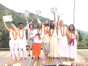 31 Day 300-Hour Multi-Style Yoga Teacher Training Course in Dharamsala