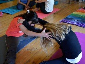 21 jours-200h de formation de professeur de hatha yoga dans le Verdon, France