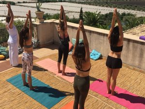 8 Days Detox and Yoga Retreat in Sicily