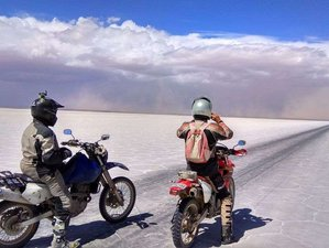 21 Day Mission Impossible Guided Motorcycle Tour in Bolivia