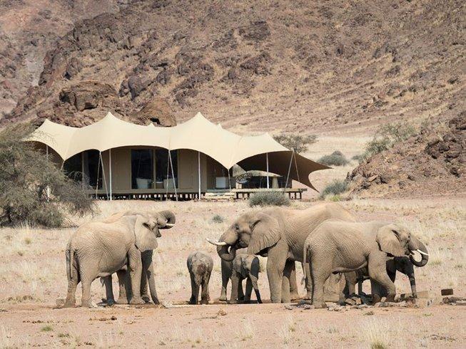 10 Days Luxury Desert Safari Namibia