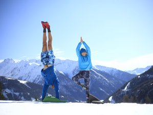 8 Day Yoga and Snow Shoe Hiking Holiday in Grossglockner, East Tyrol