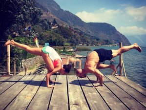 8 Days Paradisaical Pilates and Yoga Retreat Lake Atitlan, Guatemala