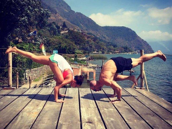 8 Days Paradisaical Pilates and Yoga Retreat Lake Atitlan, Guatemala
