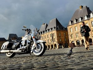 7 Day The Heart of Europe Guided Motorcycle Tour France, Belgium, Germany, Luxembourg, Netherlands