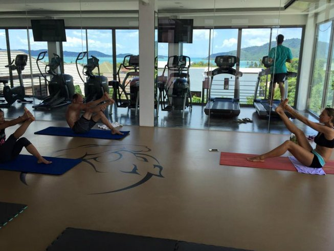 21-Daagse Meest Populaire Hot Yoga Retraite in Phuket, Thailand