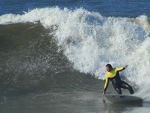 8 Days Beginner Surf Camp in Maceda, Portugal