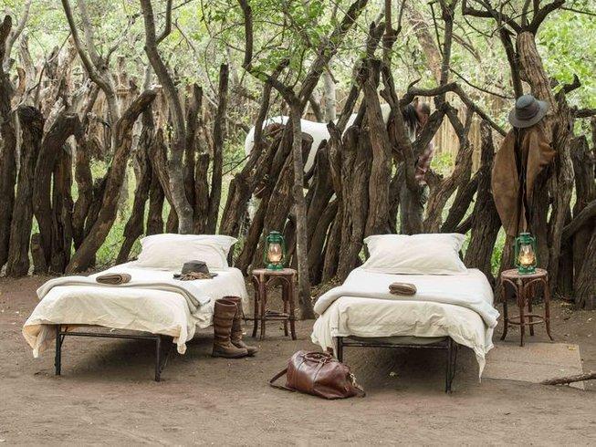 8 Days Horseback Safari in Botswana