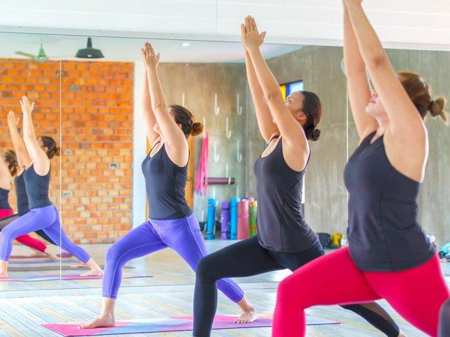 8 jours en stage de yoga et SUP à Puerto Vallarta, Mexique