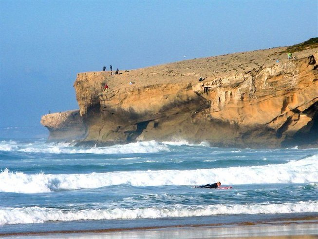 5 Days Surf and Yoga Retreat in Portugal