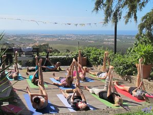 8 Days Mountain Biking and Yoga Retreat Lisbon, Portugal
