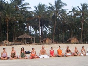 27 Days Yoga Level 1 200hr Ashtanga/Hatha TTC Goa