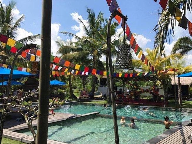5 días profesorado de FlyHighYoga de 40 horas en Ubud, Indonesia