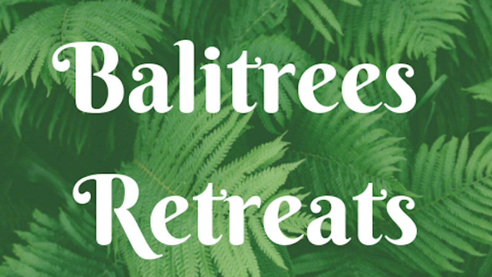 Stella Forest Ete 2018 balitrees retreats reviews, profile & contact