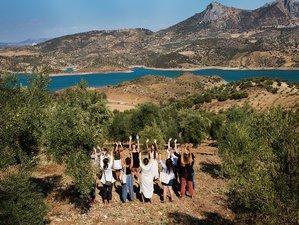 7 Days Nature Spirit Immersion Yoga and Adventure Retreat in Cádiz, Spain