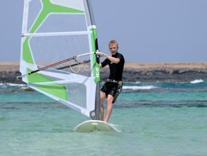 8 Day Beginner's Windsurfing Camp in Corralejo, Fuerteventura