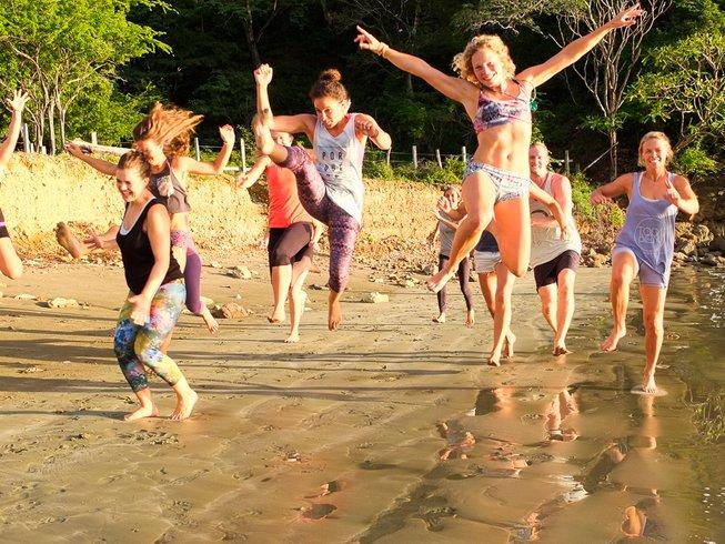 8 jours de surf et yoga en plein air au Nicaragua