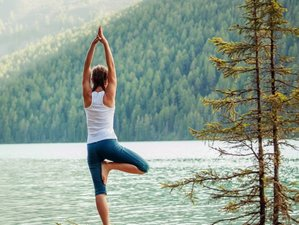5 Tage Camp Asana Aiiro Yoga Abenteuer Retreat in British Columbia, Kanada