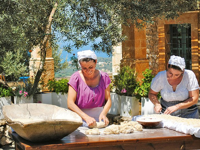 8 Days VIP Greek Culture and Culinary Holidays in Crete, Greece