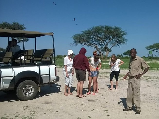 3 Days Camping Safari in Victoria Falls and Hwange National Park