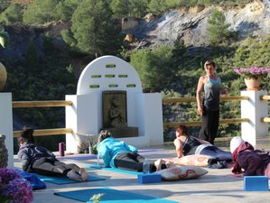 7 Day Relax and Renew Hatha, Yoga Retreat in Totana, Murcia