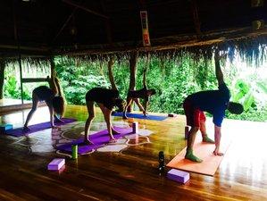 21 días retiro en español de yoga en Puntarenas, Costa Rica