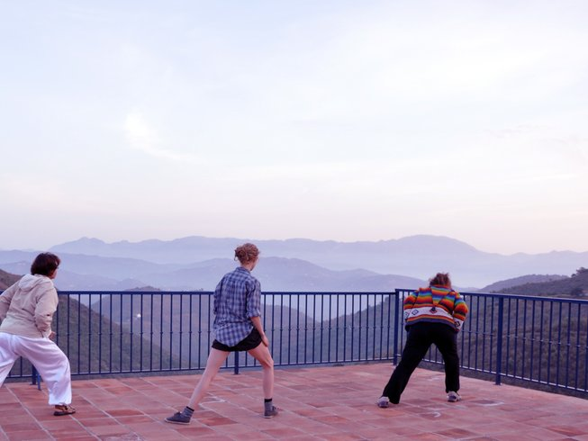 9 days of Yoga Working Holiday in Andalusia, Spain