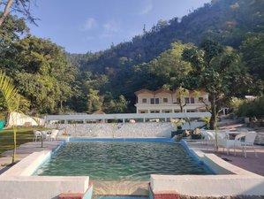 10 Days 100-Hour Yoga Teacher Training Course in Adhiroha Rishikesh