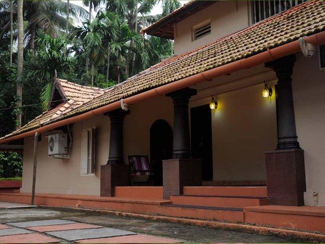 10 Days One Light Meditation and Yoga Retreat in Kerala, India