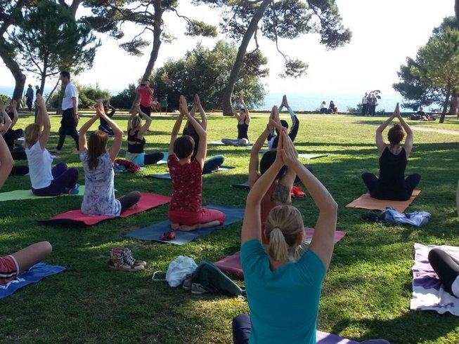 8-Daagse Verjongende Yoga Retraite Dalmatië, Kroatië