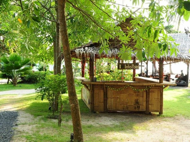 29 días de autodesarrollo, meditación y retiro de yoga en Ko Pha Ngan, Tailandia