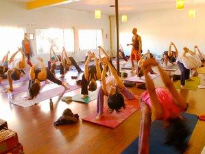 7 Day Meditation and Yoga Retreat in Troncones, Guerrero with Mas Vidal