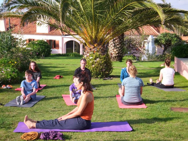 5 Days Climbing and Yoga Retreats Portugal