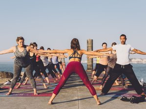 8 Days Deluxe Massage, Surf, Hike, and Yoga Holiday in Ericeira, Portugal