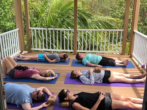 5 Days 7L Framework, Meditation, and Yoga Holiday in Elbow Cay, Bahamas
