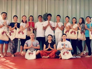 25 Days 300-Hour Intensive Meditation and Yoga Teacher Training Goa, India