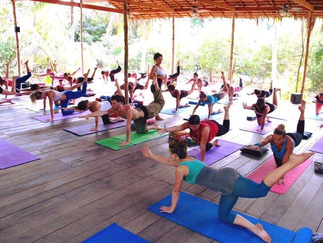 10 días retiro de yoga, meditación y buceo en Ko Phangan, Tailandia