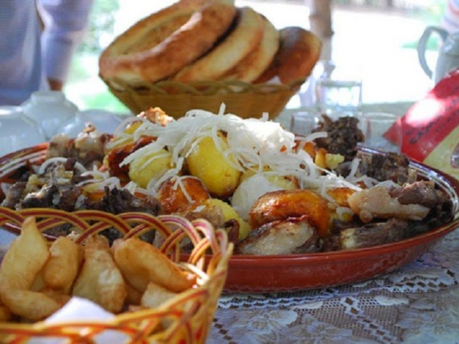 9 Days Adventour Central Asia Food Tours in Kyrgyzstan