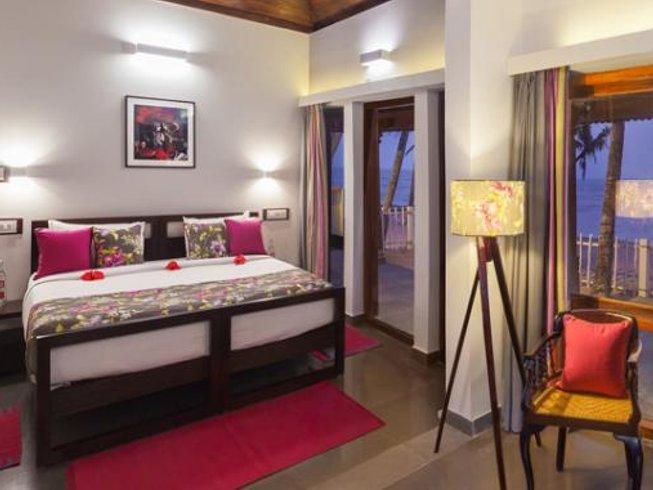 7 Days Ayurveda and Yoga Beach Retreat in Kerala