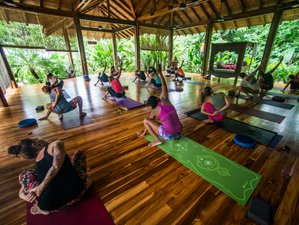 6 jours en stage de yoga au Costa Rica