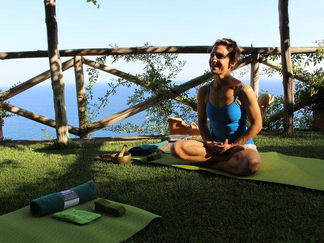 8-Daagse Luxe Yoga Retraite in Amalfikust, Italië
