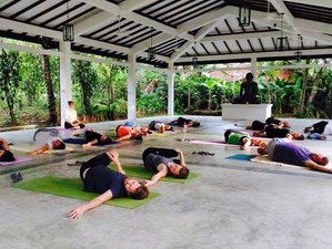 5 Day Meditation and Yoga Holiday in Kalutara, Western Province