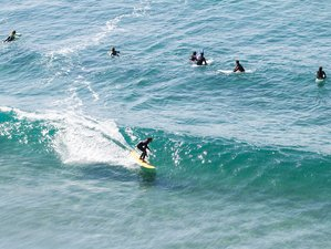 8 Days Thrilling Surf Experience in Southern Portugal