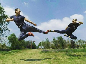 4 Month Chinese Martial Arts and Shaolin Kung Fu Training in Tengzhou, Shandong